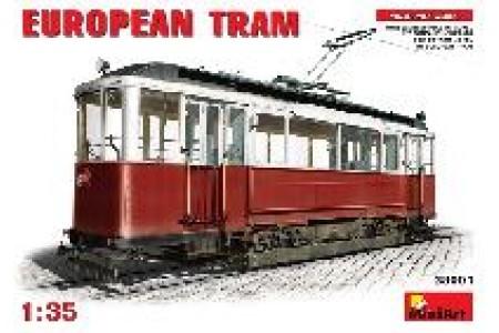 1/35 European Tram
