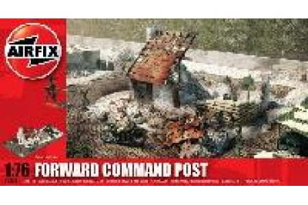 1/72 (1/76) Forward command post