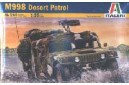 1/35 M-998 Desert Patrol