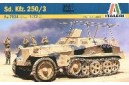 1/72 Sdkfz 250/3 Hanomag