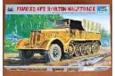 1/72 Sdkfz 9/18 ton Halftrack Famo
