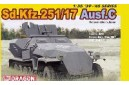 1/35 Sdkfz 251/17 Ausf. C Luftwaffee