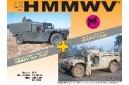1/72 M-998 Cargo & Troop (2 chiec 1 hop)