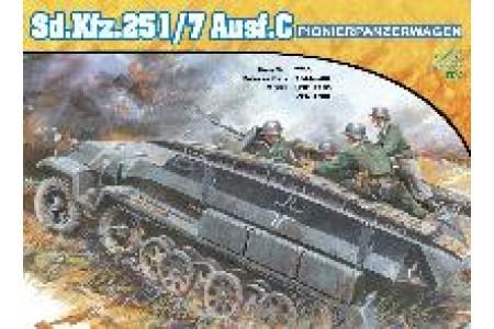 1/72 Sdkfz 251/7 Ausf. C Pionieer