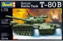 1/72 Soviet Battle Tank T-80B