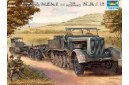 1/72 Sdkfz 9 and Tank transporter
