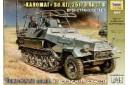 1/35 Sdkfz 251/3 Ausf B Hanomag