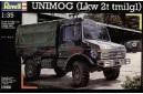 1/35 German Truck Unimog