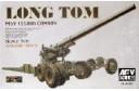 1/35 M-59 155mm Long Tom
