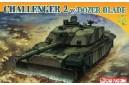 1/72 Challenger II w/ Dozer Blade