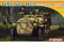 1/72 Sdkfz 251/7 Ausf C w/AT gun