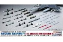 1/72 Aircraft weapons V: missiles & launcher