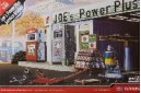 1/24 JOE Power Plus service station