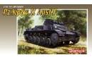 1/35 Pzkpfw II Ausf F w/interior