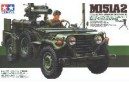1/35 M-151 A2 w/ TOW missile launcher