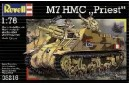 1/72 (1/76) M-7 HMC Priest