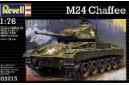 1/72 (1/76) M-24 Chaffee