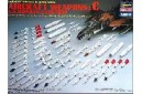 1/48 Aircraft weapons C: missiles & gun pods