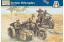 1/72 German motorcycles