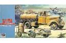 1/72 Isuzu TX-40 Fuel truck