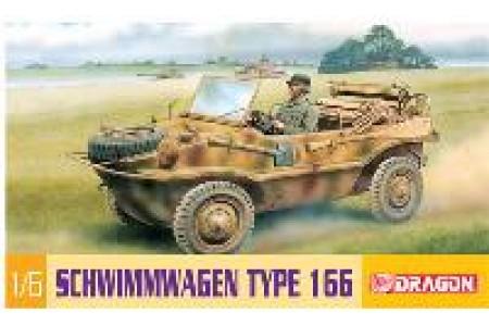 1/6 Schwimmwagen Type 166