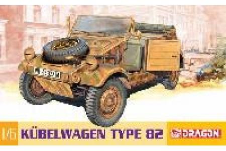 1/6 Kubelwagen type 82