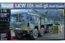 1/72 MAN 10T milgl 8X8 truck