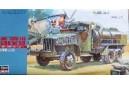1/72 GMC CCKW-353 gasoline tank truck