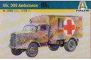 1/72 Kfz 305 ambulance