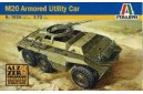 1/72 M-20 Armored Utility Car