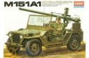 1/35 M-151A1 w/105mm recoiless gun