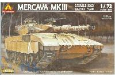 1/72 Merkava Mk III Israel MBT