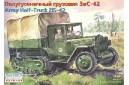 1/35 Zis-42 Soviet army half truck