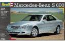 1/24 Mercedes Benz S600