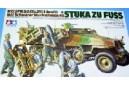 1/35 Sdkfz 251/9 Stuka Zu Fuss