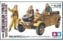 1/35 Kubelwagen Type 82 Ramcke