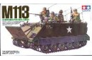 1/35 US M-113A1 APC w/ soldiers
