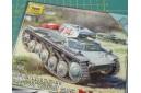 1/100 German light tank Panzer II