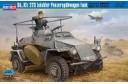 1/35 Sdkfz 223 Leichter Panzerspahwagen Funk
