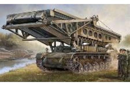 1/35 German Pz IV bridge