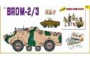 1/35 Soviet BRDM-2/3 with crew