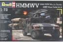 1/72 M-966 Tow/ M-997 Ambulance (2 kits)