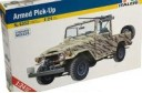 1/24 Armed pick-up truck
