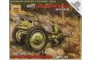1/72 Soviet 76mm gun w/ crew