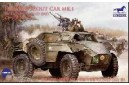 1/35 Humber Scout car w/ twin gun D-day
