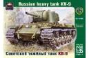 1/35 Russian tank KV-9