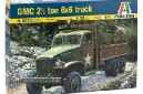 1/35 GMC 2.5T cargo truck