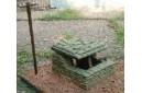 1/35 Sand Bags Bunker & Pole (Vietnam war)