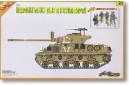1/35 Israeli Super Sherman M-50 w/ soldiers