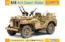 1/6 SAS 4X4 Jeep Desert rider